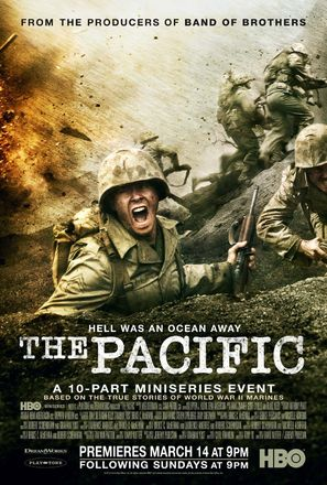 """""""The Pacific"""" - Movie Poster (thumbnail)"""