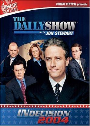 """The Daily Show"" - DVD cover (thumbnail)"