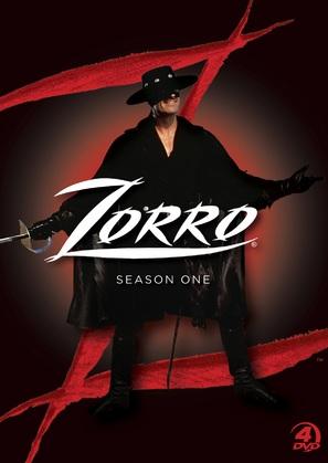 """Zorro"" - DVD movie cover (thumbnail)"