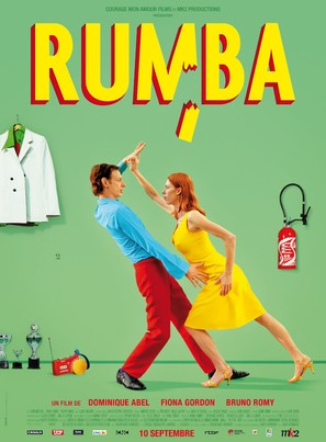 Rumba - French Movie Poster (thumbnail)