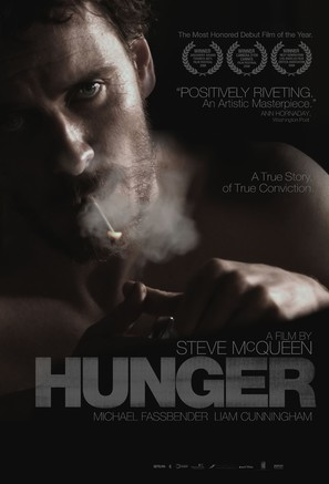 Hunger - Movie Poster (thumbnail)