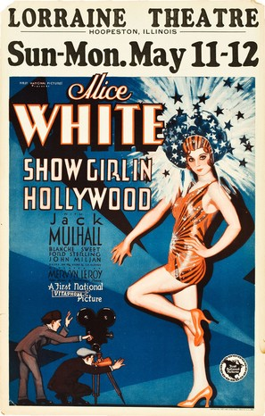 Show Girl in Hollywood - Movie Poster (thumbnail)
