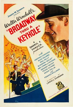 Broadway Through a Keyhole - Movie Poster (thumbnail)