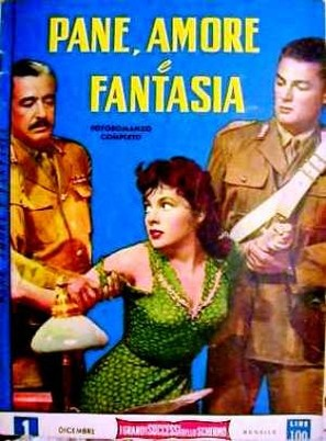 Pane, amore e fantasia - Italian Movie Poster (thumbnail)
