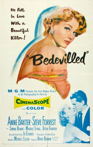 Bedevilled - Movie Poster (thumbnail)