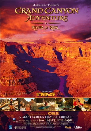 Grand Canyon Adventure: River at Risk - Movie Poster (thumbnail)