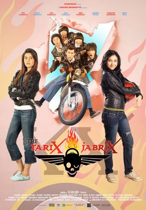 The Tarix Jabrix - Indonesian Movie Poster (thumbnail)