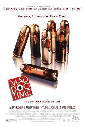 Mad Dog Time - Movie Poster (thumbnail)