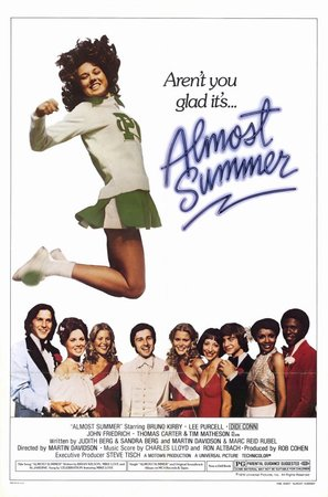 Almost Summer - Movie Poster (thumbnail)