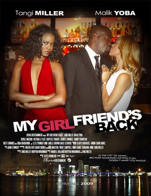 My Girlfriend's Back - Movie Poster (thumbnail)