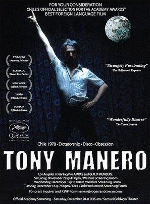 Tony Manero - Movie Poster (thumbnail)