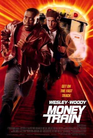 Money Train - Movie Poster (thumbnail)