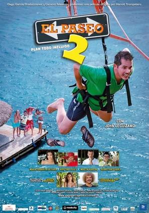 El Paseo 2 - Colombian Movie Poster (thumbnail)
