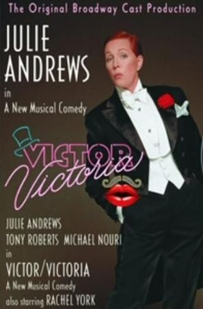 Victor/Victoria - DVD movie cover (thumbnail)