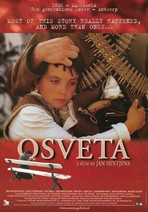 Odmazda - Dutch Movie Poster (thumbnail)