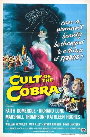 Cult of the Cobra - Movie Poster (thumbnail)
