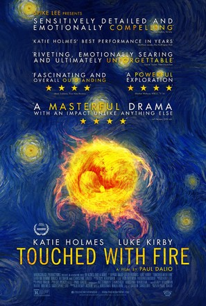 Touched with Fire - Movie Poster (thumbnail)