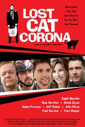 Lost Cat Corona - Movie Poster (thumbnail)