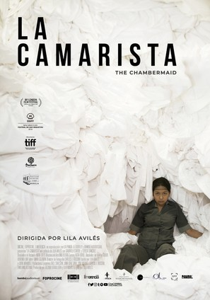 La Camarista - Mexican Movie Poster (thumbnail)