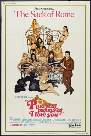 Pussycat, Pussycat, I Love You - Movie Poster (thumbnail)