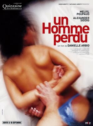 Un homme perdu - French poster (thumbnail)