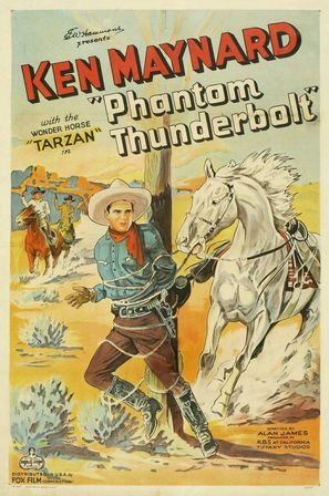 Phantom Thunderbolt - Movie Poster (thumbnail)
