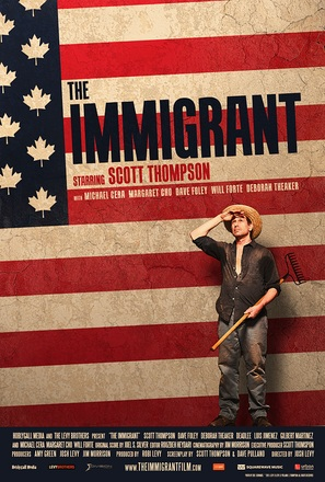 The Immigrant - Canadian Movie Poster (thumbnail)