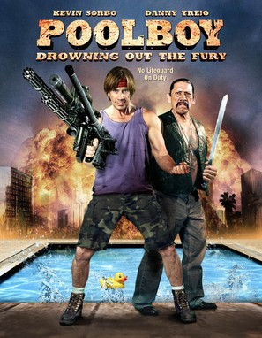 Poolboy: Drowning Out the Fury - Movie Poster (thumbnail)