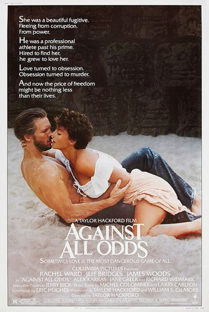 Against All Odds - Movie Poster (thumbnail)