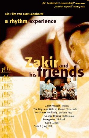 Zakir and His Friends - poster (thumbnail)