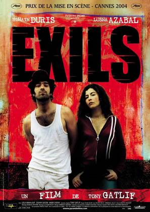 Exils - French Movie Poster (thumbnail)