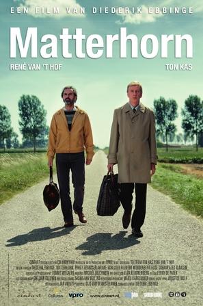 Matterhorn - Dutch Movie Poster (thumbnail)