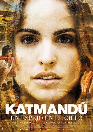 Katmandú, un espejo en el cielo - Spanish Movie Poster (thumbnail)