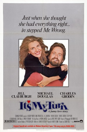 It's My Turn - Theatrical movie poster (thumbnail)