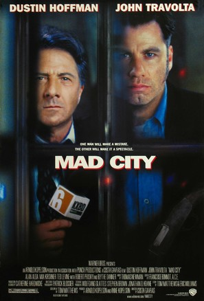 Mad City - Movie Poster (thumbnail)