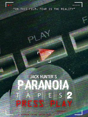 Paranoia Tapes 2: Press Play - Movie Cover (thumbnail)
