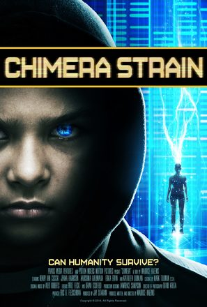Chimera Strain - Movie Poster (thumbnail)