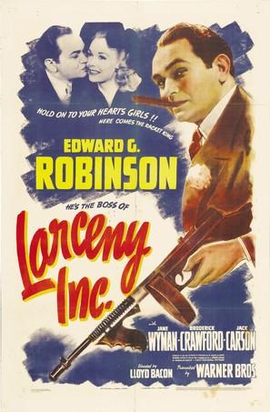 Larceny, Inc. - Movie Poster (thumbnail)