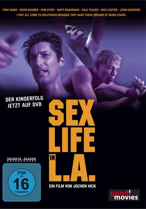 Sex/Life in L.A. - German Movie Cover (thumbnail)