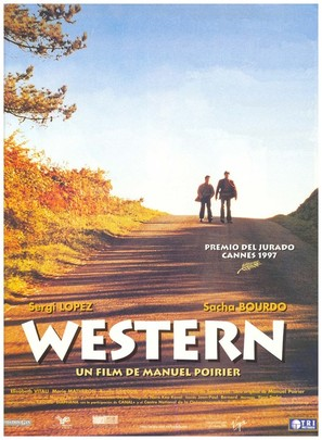 Western - Spanish Movie Poster (thumbnail)