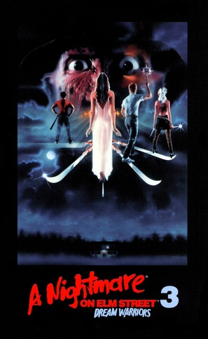 A Nightmare On Elm Street 3: Dream Warriors - Movie Poster (thumbnail)