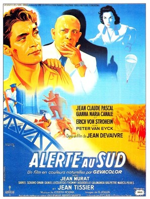 Alerte au sud - French Movie Poster (thumbnail)