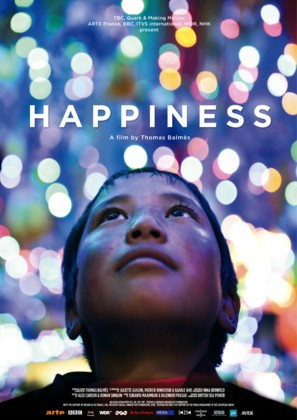 Happiness - French Movie Poster (thumbnail)