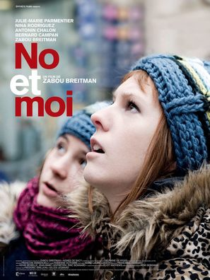 No et moi - French Movie Poster (thumbnail)