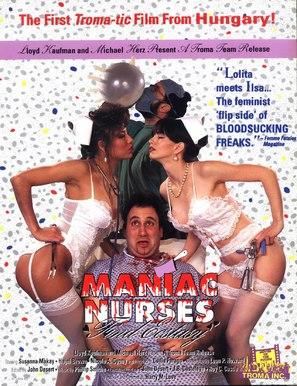 Maniac Nurses - Movie Cover (thumbnail)