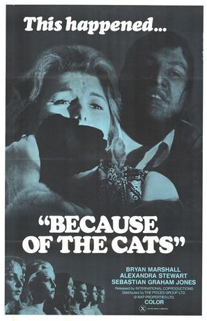 Because of the Cats - Movie Poster (thumbnail)