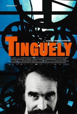 Tinguely - Swiss Movie Poster (thumbnail)