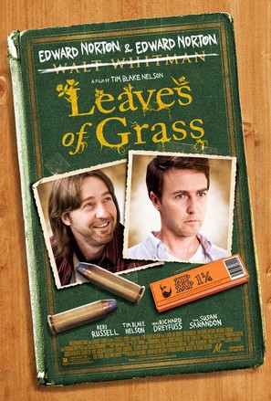Leaves of Grass - Movie Poster (thumbnail)