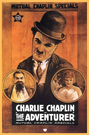 The Adventurer - Movie Poster (thumbnail)
