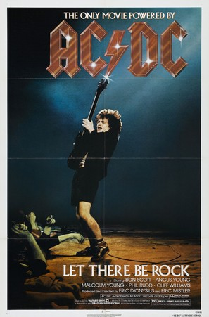 AC/DC: Let There Be Rock - Movie Poster (thumbnail)